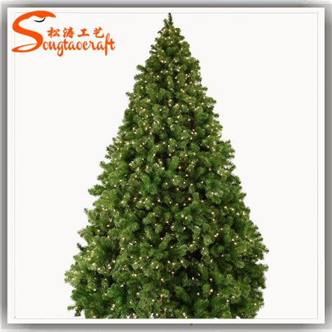 wholesale artificial led christmas tree lighting christmas