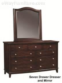 metropolitan mahogany panel platform storage bed bedroom set