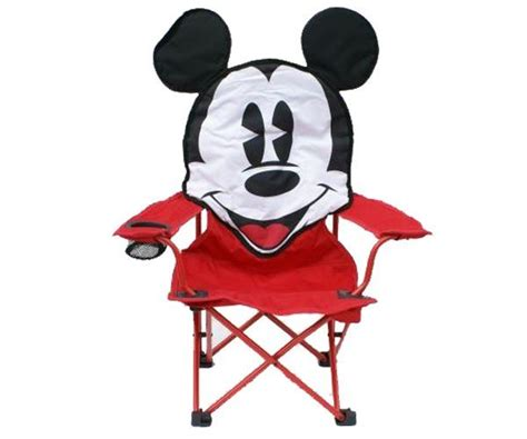 quest mickey mouse childs cing chair cingworld co uk