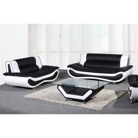 two tone leather sofa and loveseat set
