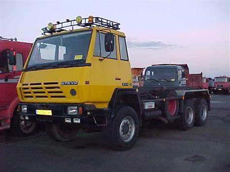 steyr trucks  tippers steyr kipper lkw camions steyr