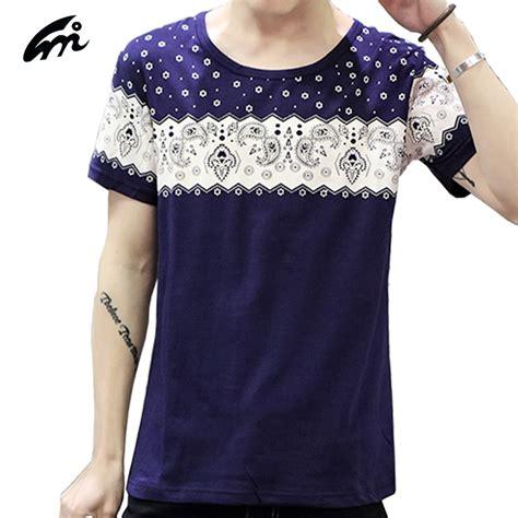 design a shirt with sleeve print breathable mens t shirt homme regular short sleeve t shirt