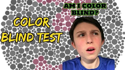 am i color blind am i color blind