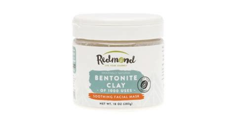 Redmond Clay Detox Bath by Bentonite Clay 283g
