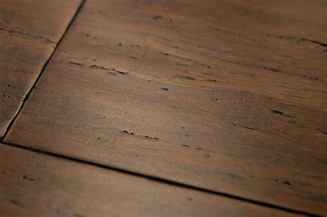 Distressed Honey Bamboo Flooring - distressed hardwood flooring a visual explanation cali