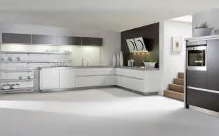 Kitchen Interiors Design by Interior Exterior Plan Ideal White Interior Themed