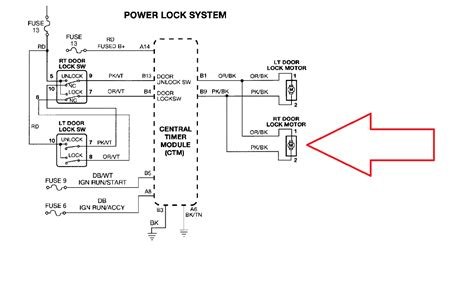 2005 ram 1500 power lock wiring diagram 39 wiring