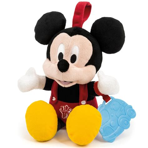 small toys disney baby mickey mouse small talking soft 163 13 00 hamleys for toys and