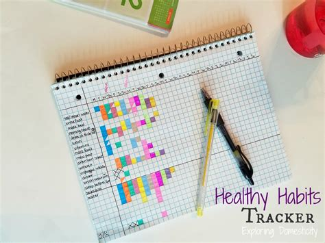 daily goal tracker using to do lists and tasks to plan monitor