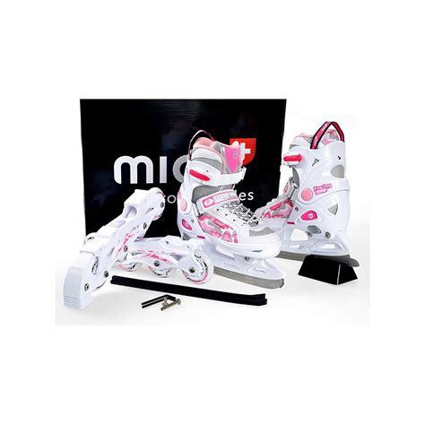 Princess 2in1 skates for mico princess 2in1