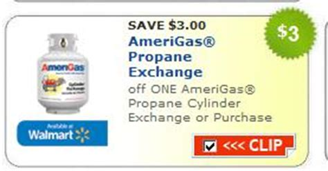 save up to 6 on your next propane tank become a coupon