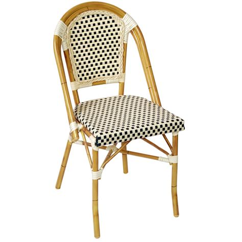 Aluminum Bamboo Chair For Patio Patio Chairs