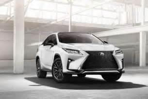 Lexus Rx Redesign 2018 Lexus Rx 350 Redesign Release Date