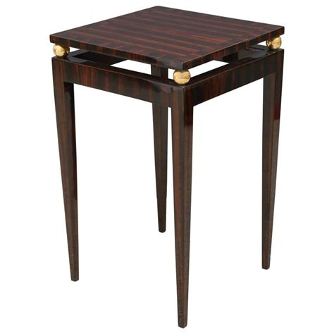 deco small side table for sale at 1stdibs