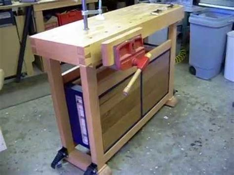 utube woodworking small woodworking bench
