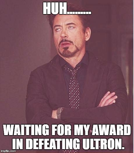 Huh Meme - face you make robert downey jr meme imgflip