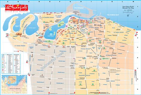 abu dhabi on map abu dhabi maps abu dhabi hospital