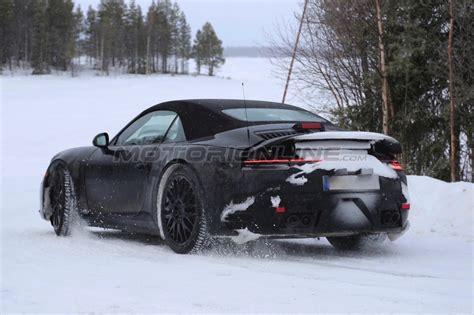 Porsche Novita 2019 by Porsche 911 Cabrio My 2019 La Novit 224 Dell Anno Fede Racing