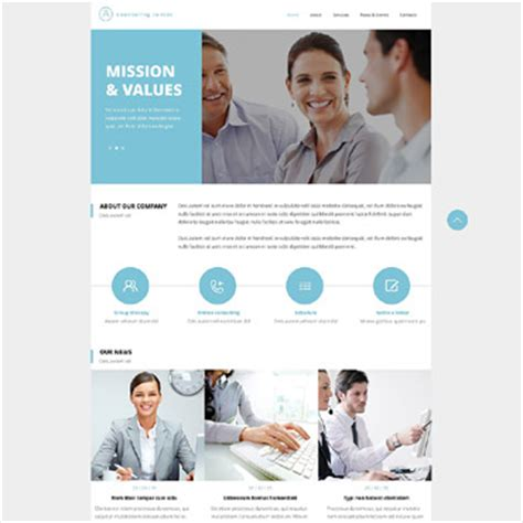 Counseling Templates Counselling Websites Templates