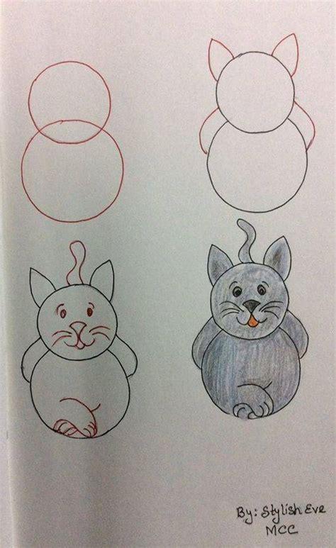 imagenes de amor para dibujar en cartulina c 243 mo aprender a dibujar animales paso a paso im 225 genes videos