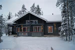 lapland log cabin the lapland cabin with santa as a on sale for 163