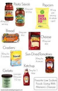 favorite low sodium foods sodium foods food and
