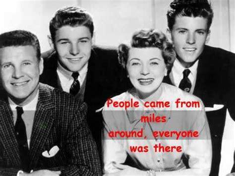 backyard party lyrics ricky nelson it s up to you 1962 lyrics metrolyrics