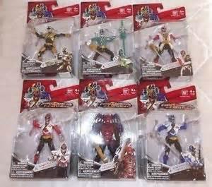 Power Rangers Sabans Figure 13cm power rangers samurai figures saban 039 s master xandred mega ranger ebay