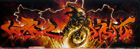 spray paint ghost rider primo artprimo exclusive with madc