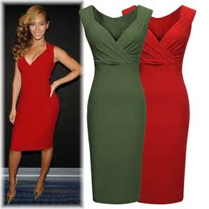 ladies dresses lovely clothing womens deep v bodycon