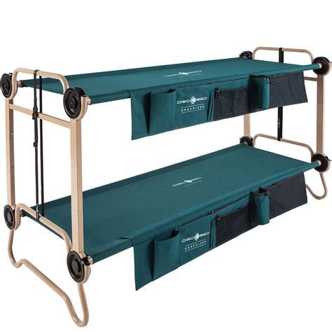 Disc O Bed With Leg Extensions In Bunk Beds