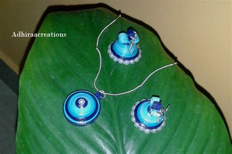 tutorial for quilling jhumkas adhiraacreations paper jhumka tutorial