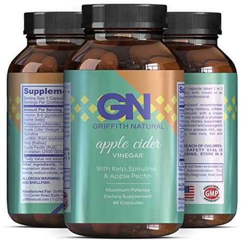 Calm And Detox For Skin Herbal Pill by 17 Best Ideas About Apple Cider Vinegar Capsules On