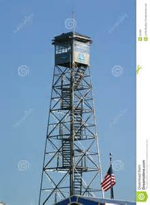 Modern Barn House Watchtower Royalty Free Stock Images Image 50489