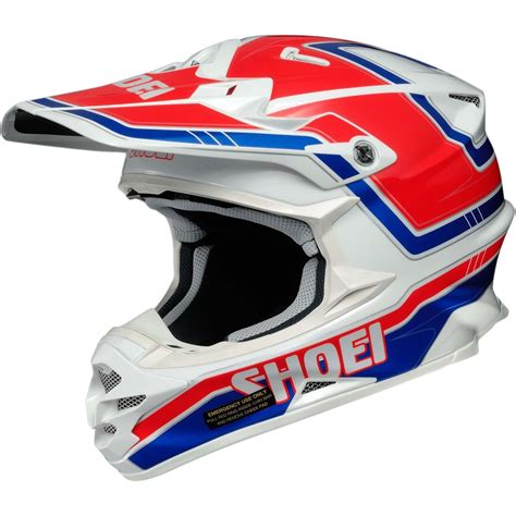 shoei motocross shoei vfx w damon motorcycle helmet