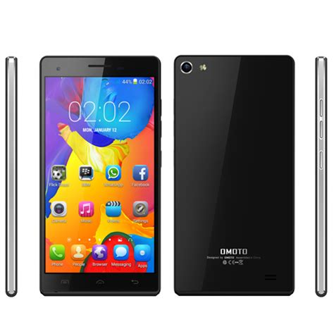 mobile phone o2 brand new omoto o2 mobile phone gsm wcdma 5 quot mtk6572