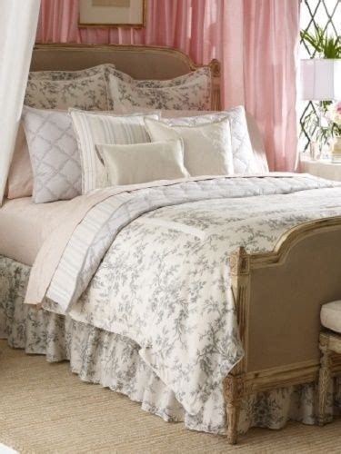grey and cream bedding ralph lauren saint honore 7p full queen comforter set grey
