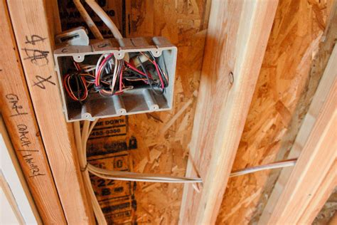 how to install electrical wire in a house how to wire a backyard shed orbasement