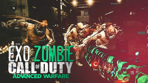 exo zombies outbreak advanced warfare exo zombie outbreak secret youtube