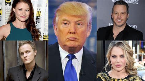 donald trump once in a lifetime once upon a time la reazione del cast all elezione di trump