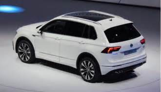 vw cars new models 2017 volkswagen tiguan release date and price 2015 new