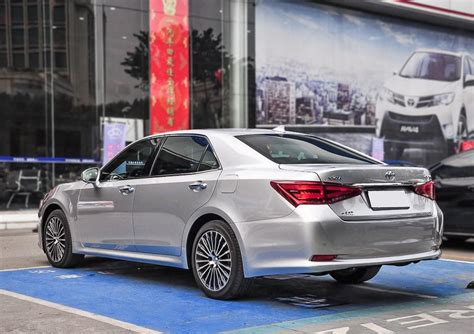 Toyota Crown 2015 2015 Toyota Crown 6 Youwheel Car News And Review