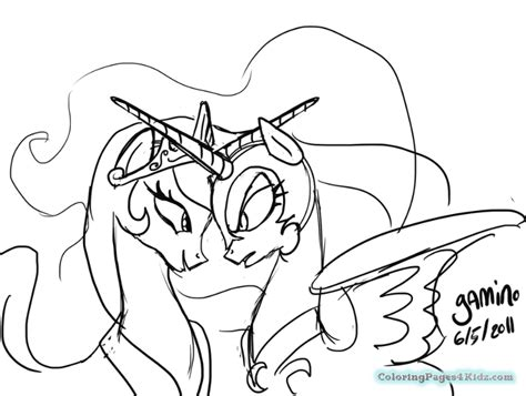 coloring page nightmare moon nightmare moon my little pony coloring pages coloring