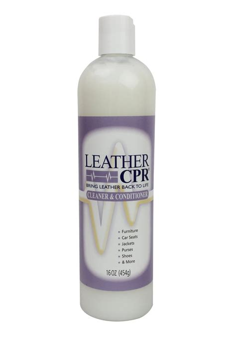 best leather couch cleaner and conditioner leather cleaner conditioner leather cpr by cpr