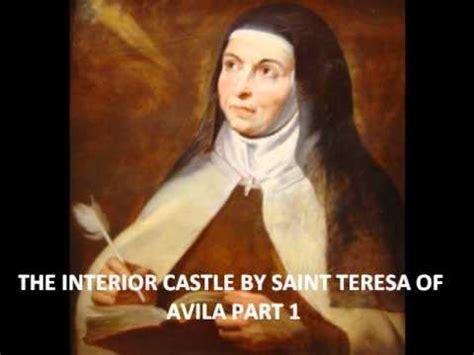 Interior Castle Teresa Of Avila by St Teresa Of Avila Patron Of Headache Sufferers And