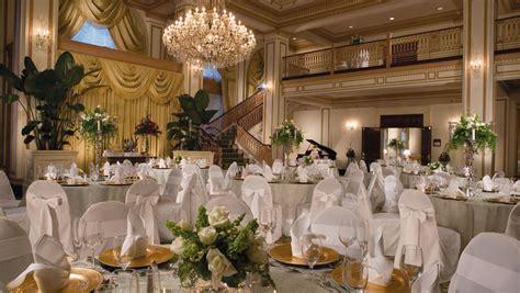 wedding venues hotels wedding venues indianapolis omni severin hotel