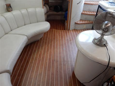 boat carpet wood look teak boat flooring holly floors for boats from custom