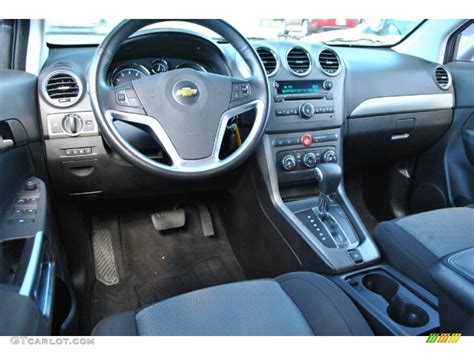 chevrolet captiva interior black interior 2012 chevrolet captiva sport ls photo