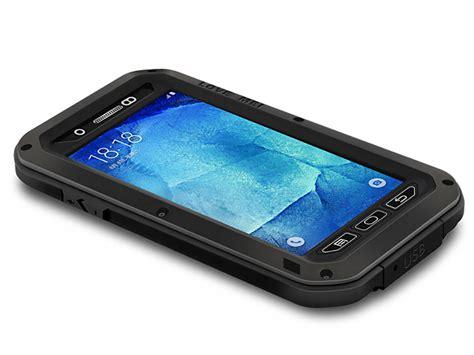 Powerful Anti Shock Casing Mei Lunatik Samsung Galaxy S6 mei samsung galaxy a8 powerful bumper
