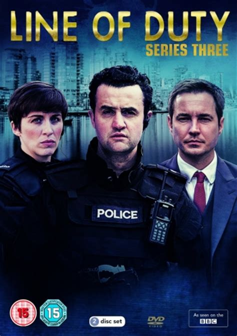 se filmer line of duty gratis line of duty series 3 2 disc import dvd discshop se